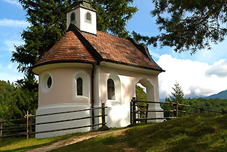 Kapelle am Lautersee