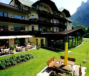 Restaurant Mittenwald Post Hotel Mittenwald Oberbayern